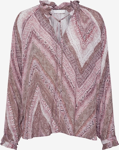 Rich & Royal Blūze 'Raglan Blouse with Snake Print' pieejami rožkrāsas, Preces skats