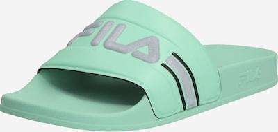 FILA Nizki natikači 'Women Sport&Style Ocean Neon Slipper' | zelena barva, Prikaz izdelka