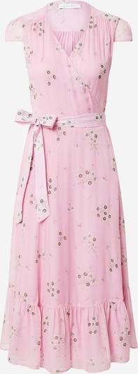 IVY & OAK Kleid 'WRAP DRESS MIDI' in mischfarben / pink, Produktansicht