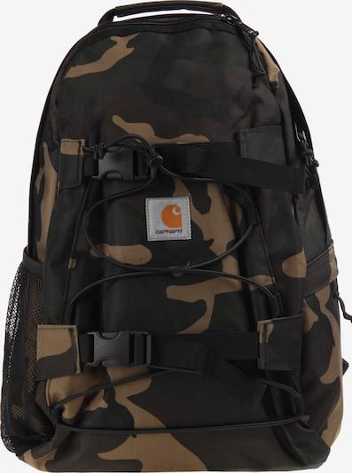 Carhartt WIP Rucksack 'Kickflip' in kastanienbraun / hellbraun / schwarz, Produktansicht