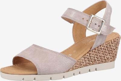 GABOR Sandale in puder, Produktansicht