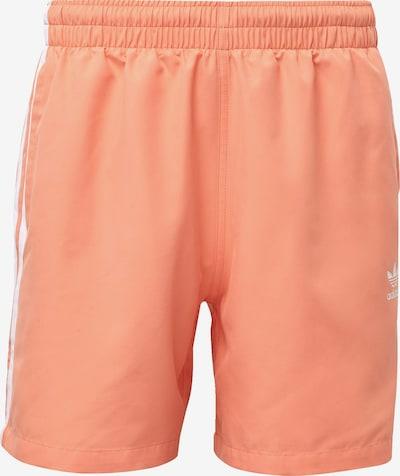 ADIDAS ORIGINALS Sportzwembroek ' ' in de kleur Sinaasappel, Productweergave