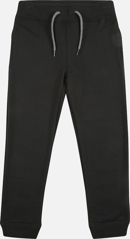 NAME IT Jogginhose 'SWEAT' in schwarz, Produktansicht