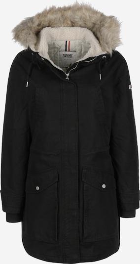 Tommy Jeans Parka ' Ess Lined  ' in schwarz, Produktansicht