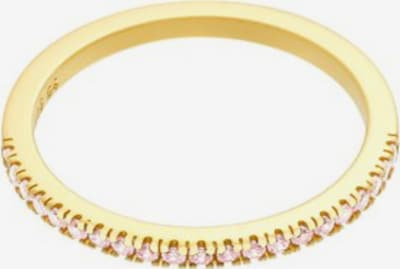 ID Fine Ring 'Simplicity' in gold, Produktansicht