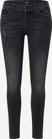 7 for all mankind Jeans in black denim, Produktansicht
