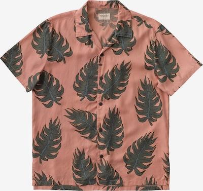 Nudie Jeans Co Hemd ' Hemd Arvid Leaf ' in braun, Produktansicht