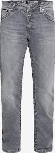 CAMP DAVID Jeans in grau: Frontalansicht