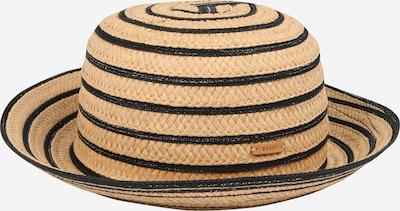 Barts Hut 'Scarpe' in beige / schwarz, Produktansicht