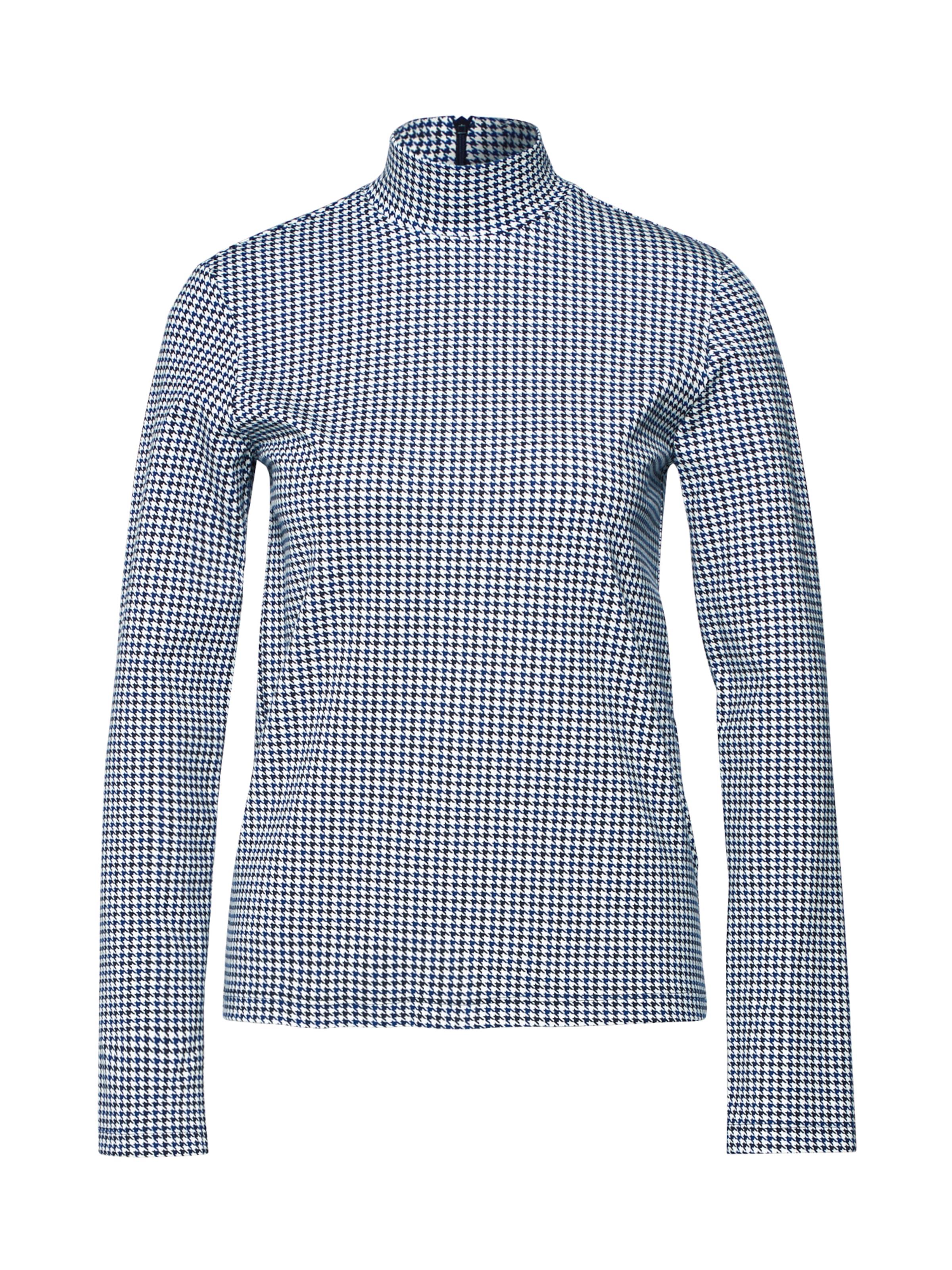 BleuMarine Edited shirt En T 'ileana' Blanc 8nmvwO0N