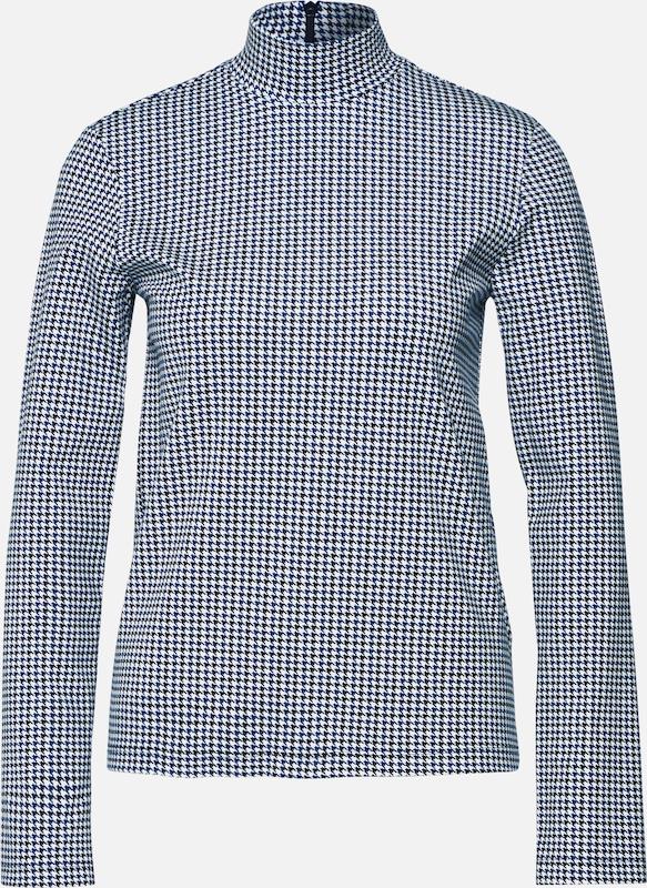 Nkp08wox Edited Blanc En Shirt Bleumarine 'ileana' T KJFcl3T1