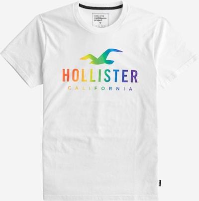 fehér HOLLISTER Póló 'Pride', Termék nézet