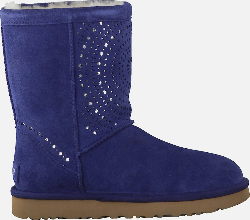 UGG Winterboots 'Classic Short Sunshine Perf'