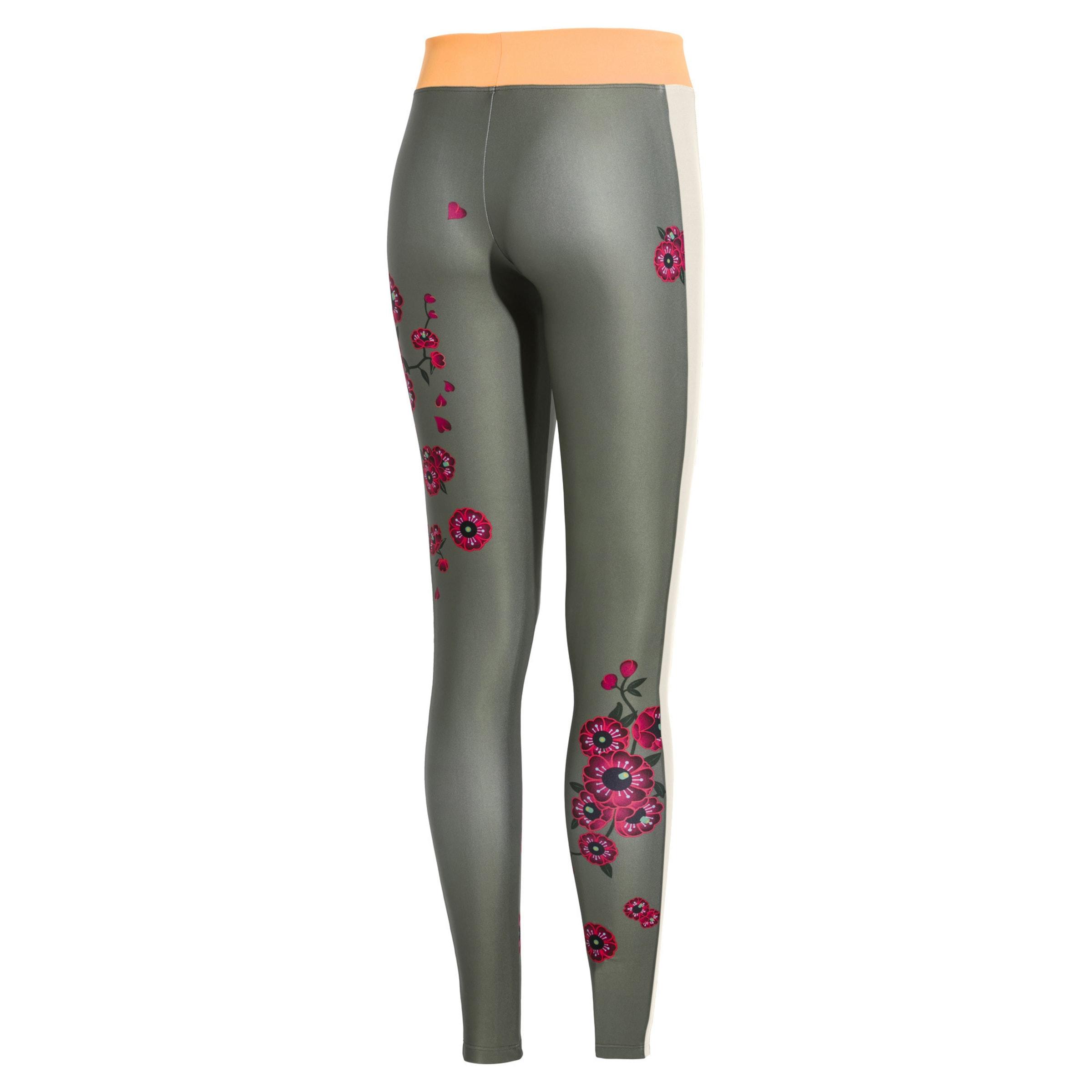 Eosin In Pink Leggings Puma OlivPfirsich shrdCtQ