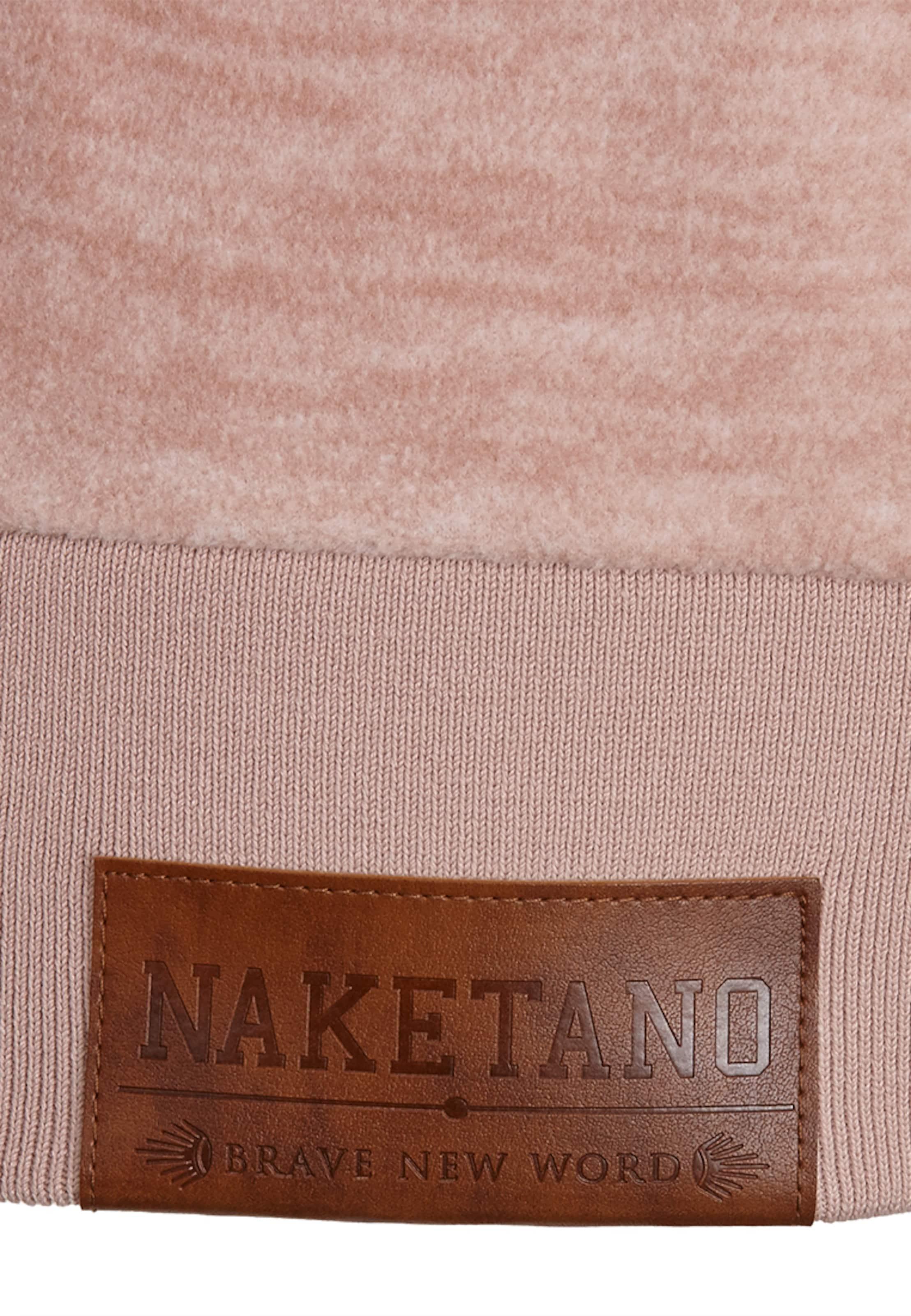 naketano Zipped Jacket 'Hamza Bau Ma J iii' Blick Zu Verkaufen Rabatt Günstiger Preis yx67M