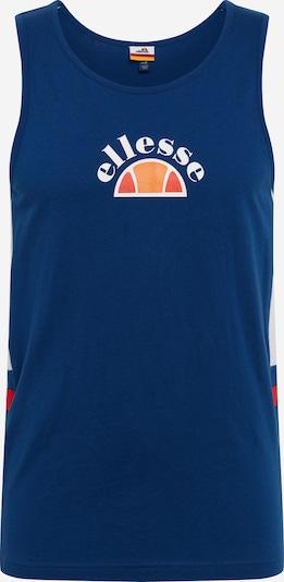 ELLESSE Shirt 'BIANCHI' in blau, Produktansicht