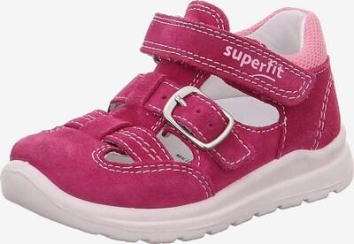 rózsaszín / sötét-rózsaszín SUPERFIT Tipegő cipők 'Mel', Termék nézet