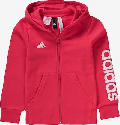 ADIDAS PERFORMANCE Sweatjacke für Mädchen in pink, Produktansicht