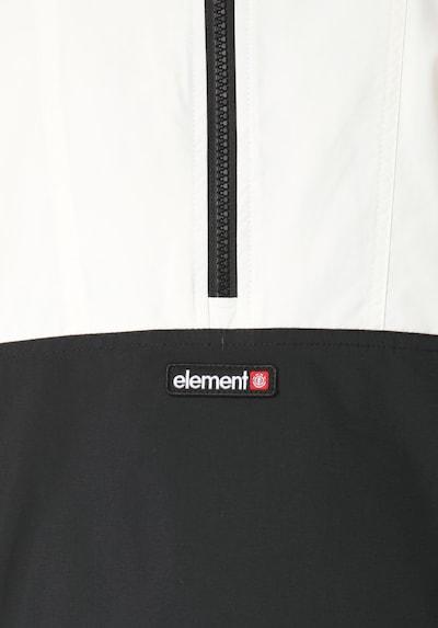 ELEMENT Tussenjas 'Primo Pop' in de kleur Zwart / Wit, Productweergave