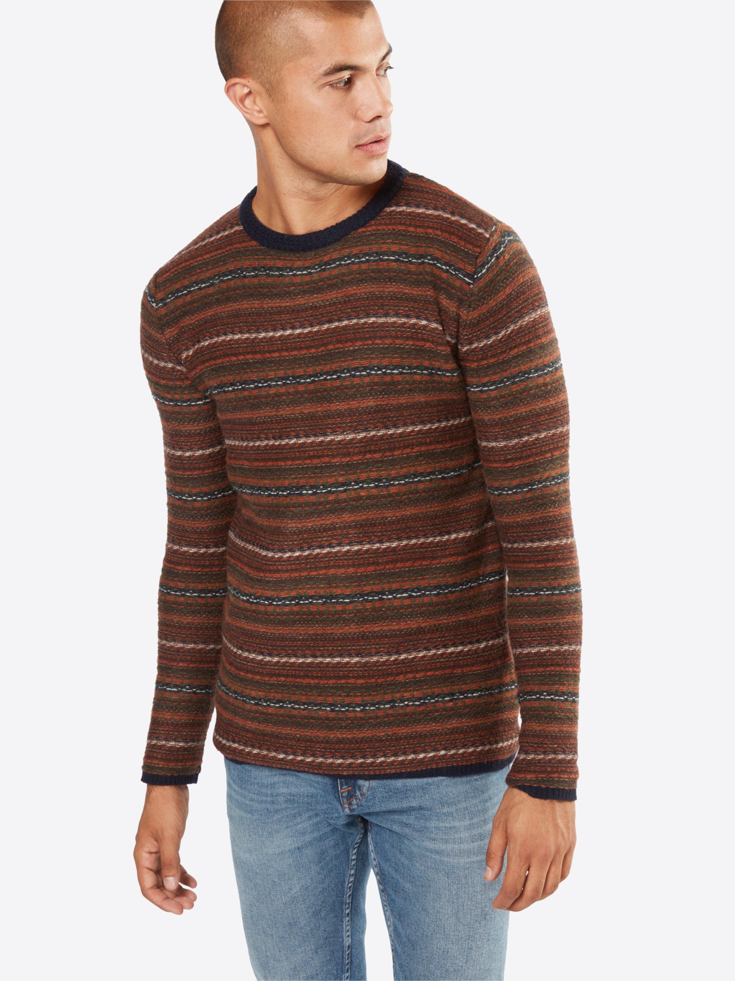 Mix Pullover Pullover aus aus anerkjendt anerkjendt 'Talen' Woll Mix Woll qa8HC