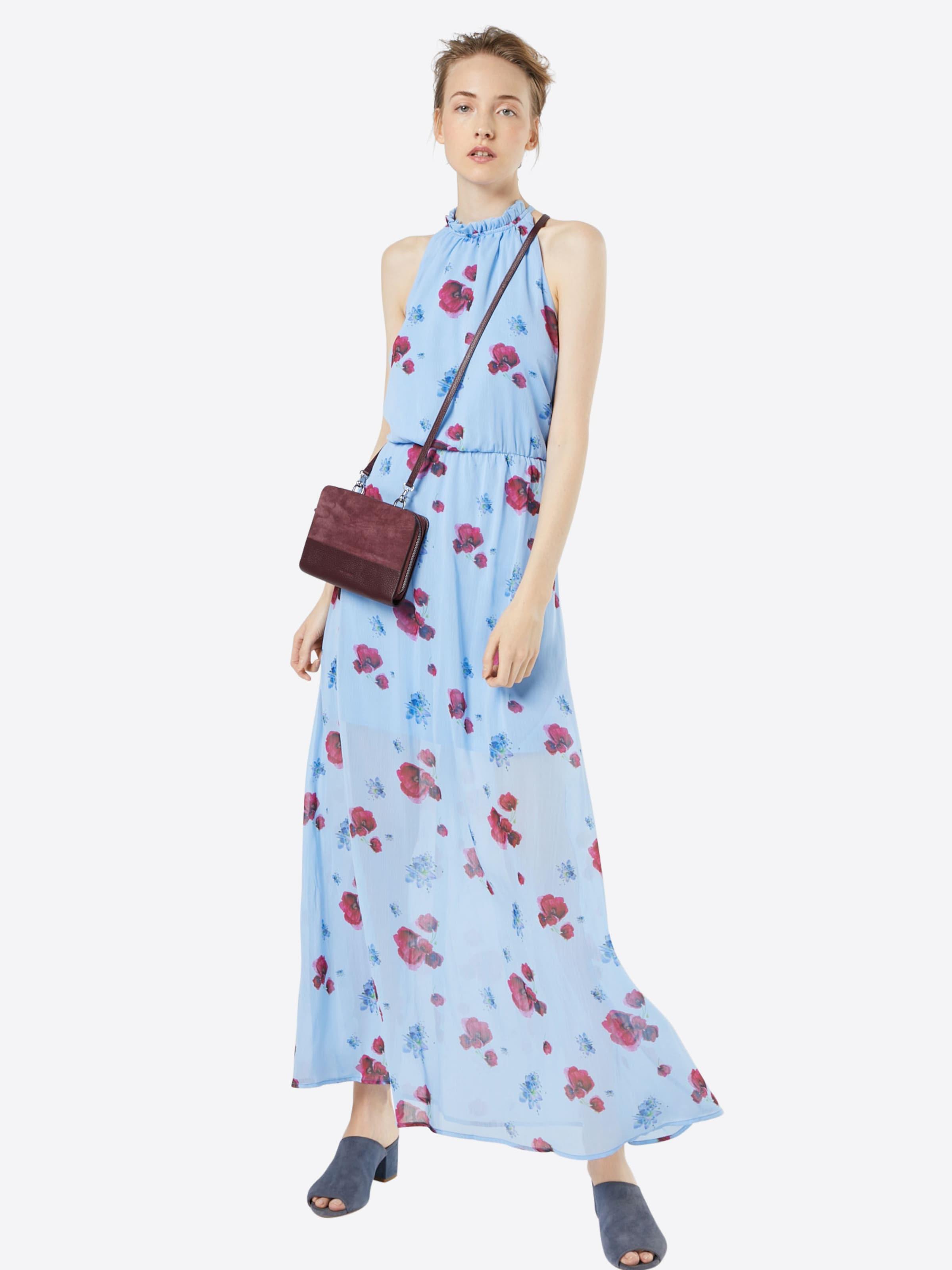 Y.A.S Maxi Kleid 'YASPOPSY' Spielraum Gut Verkaufen Laden Verkauf Online-Verkauf Online Günstig Kaufen Shop izhyUu1G