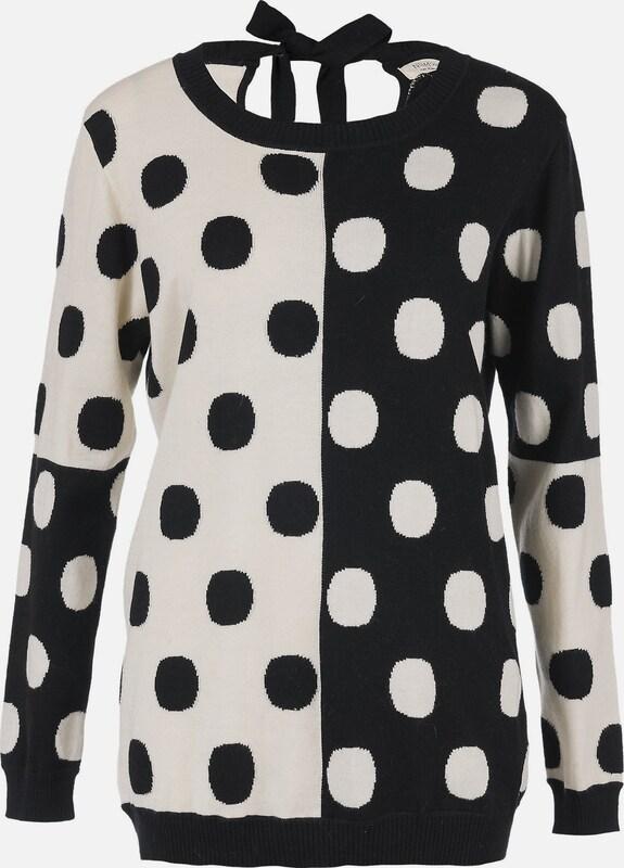 NÜMPH Pullover in schwarz  Mode neue Kleidung