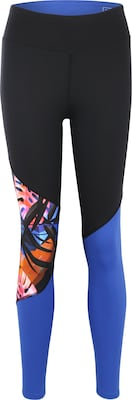 Hey Honey Leggings 'Panther Block Blue'