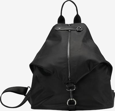 DREIMASTER DreiMaster Maritim Rucksack in schwarz, Produktansicht