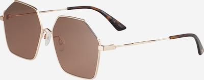 McQ Alexander McQueen Sonnenbrille 'MQ0258S-001 58' in braun / gold, Produktansicht