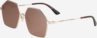 McQ Alexander McQueen Sunglasses 'MQ0258S-001 58' in Brown / Gold, Item view