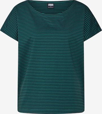 Urban Classics Shirt in Green