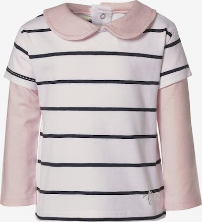 BESS Poloshirt in weiß, Produktansicht