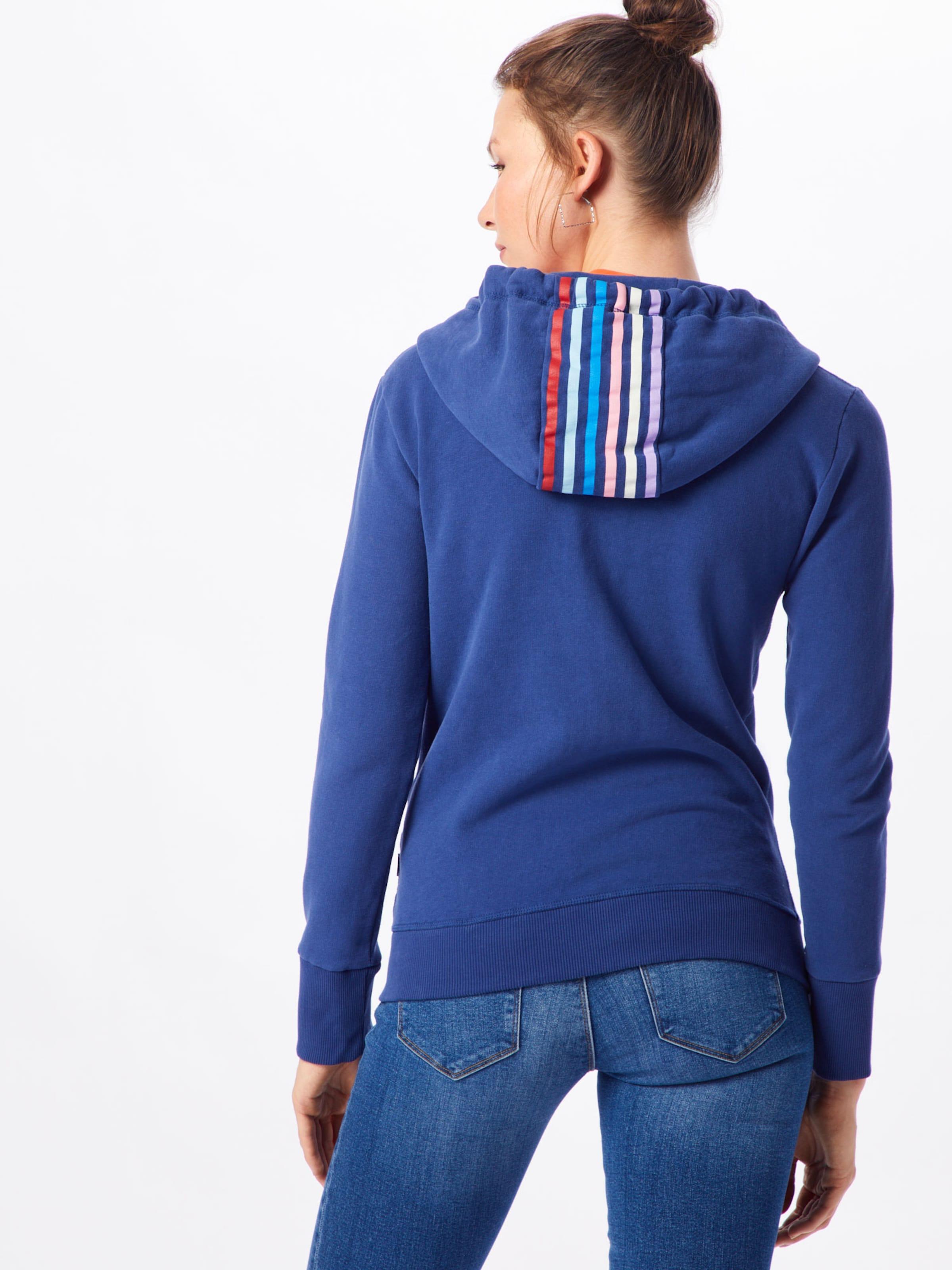 Sweat Bleu shirt 'rainbow' Marine En Superdry 34AjLq5R