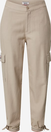 Tommy Jeans Hose in beige, Produktansicht