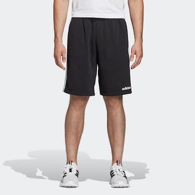 ADIDAS PERFORMANCE Sportovní kalhoty - černá / bílá, Model/ka