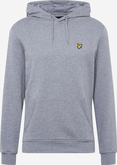 Lyle & Scott Sweatshirt in de kleur Grijs gemêleerd, Productweergave