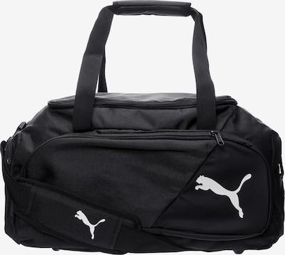 PUMA Sac de sport 'Liga Large' en noir / blanc, Vue avec produit