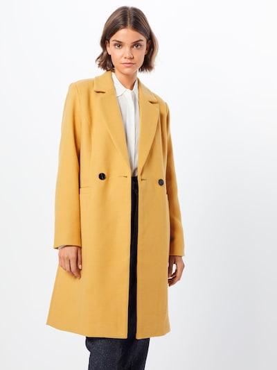VERO MODA Přechodný kabát - zlatě žlutá, Model/ka