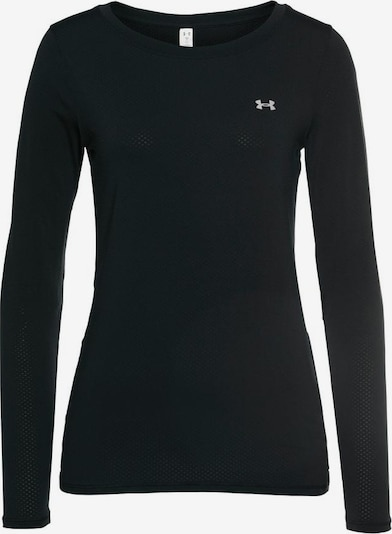 UNDER ARMOUR Shirt in schwarz, Produktansicht