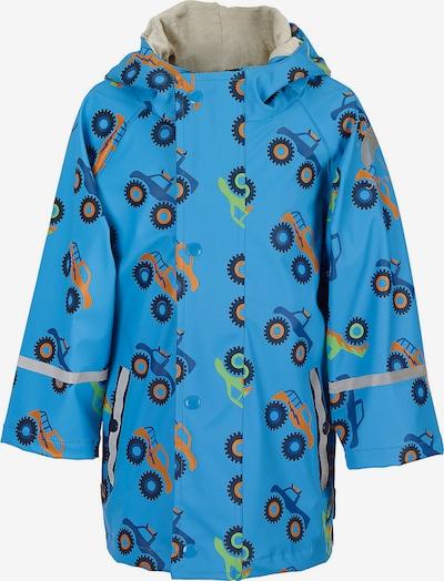 STERNTALER Regenjacke in hellblau / mischfarben, Produktansicht