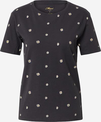 Mavi Shirt in schwarz, Produktansicht