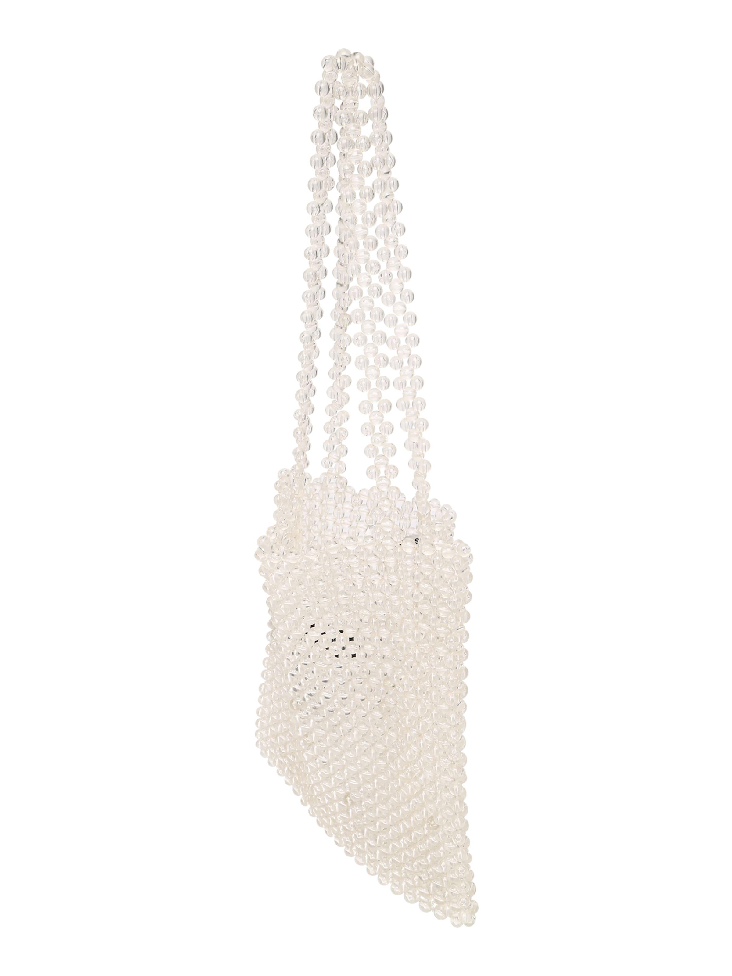 Transparent Pieces Pieces Tasche In Transparent Tasche 'jearl' Pieces 'jearl' Tasche In mNn0v8w