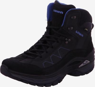 LOWA Outdoorschuhe in blau / schwarz, Produktansicht