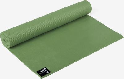 YOGISTAR.COM Yogamatte in grün, Produktansicht