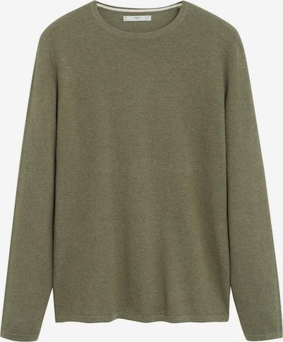 MANGO MAN Pullover 'avena' in grün, Produktansicht