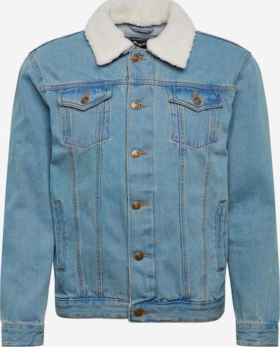 BRAVE SOUL Tussenjas 'LARSON' in de kleur Blauw denim, Productweergave