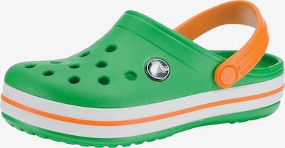 Crocs Clog in gelb / grün, Produktansicht