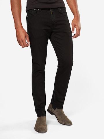 LEVI'S Jeans '511' in Schwarz