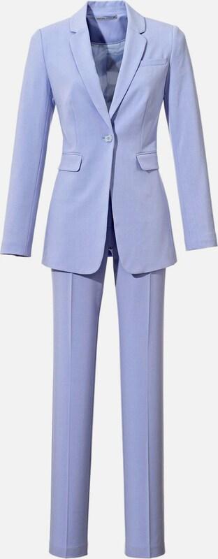Heine Hosenanzug, Hosenanzug, Hosenanzug, 2-teilig in royalblau  Markenkleidung für Männer und Frauen 1595ff