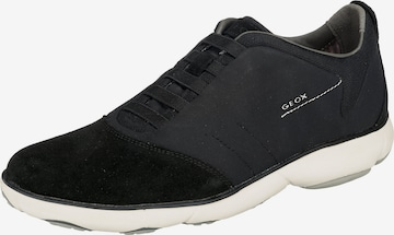 Chaussure de sport à lacets GEOX en noir